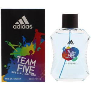 Eau de toilette Adidas Adidas Team Five 100 ml